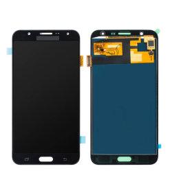 Grau a AAA+ LCD do telefone móvel de qualidade para a Samsung J730 ecrã LCD do conjunto de digitalização LCD exibe a tela de toque original do visor do telefone móvel J7 2017 J7 OLED PRO