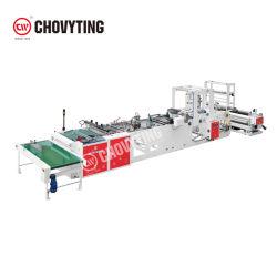De automatische PE LDPE Plastic Zak die van de Ritssluiting van de Schuif Machine maken