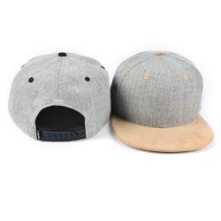 Commerce de gros bouchon de l'homme d'usine Hat Personnaliser Snapback Chapeaux Chapeaux de concevoir votre propre chapeau Snapback