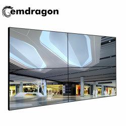 Pared de vídeo de 46 pulgadas LED Controlador de panel de pared de vídeo para eventos Alquiler de publicidad de vídeo HD de gran gran pared TV LED Publicidad