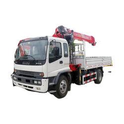 좋은 품질의 Isuzu FTR 4x2 유형 유로 5 타워 산 크레인 트럭 판매
