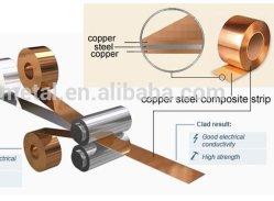 ステンレス鋼のコイルの銅のSstの&Cuの混合物のストリップの組合せ材料