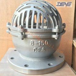 産業ANSI 150# DIN Pn10 Pn16 CF8 CF8m 304鋼鉄Ssのフィルタ・ガーゼポンプフィートの小切手弁