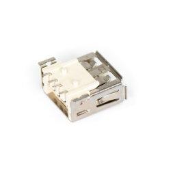 USB 2.0 Terminal del conector SMD de 4p