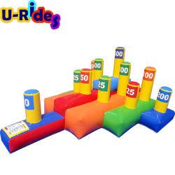 Riesiges Ring-Wurf-Herausforderungs-Spiel-aufblasbare werfende Wurf-Spiel-Sport-Spiele erwachsen