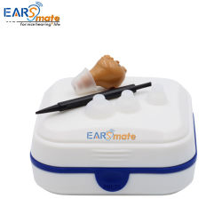 OTCの補聴器のEarsmateのヒアリングのアンプの充電電池