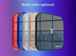 Ultradünner 14mm Entwurf A95X plus Amlogic S905y2 SpeicherDDR4 32GB MiniAndroid 8.1 Fernsehapparat-Kasten