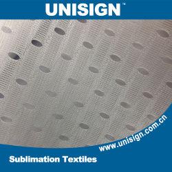 Airtex сетчатый материал Mesh флаг ткань для стабилизатора поперечной устойчивости с термической возгонкой красителя