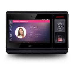 """Ecrã táctil de 7"""" com sistema Android 4G WiFi cartão inteligente biométrico Tabela Terminal de Apontamento de Controle de Acesso"""