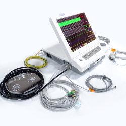 2.3.61 Shenzhen Osen 12 بوصة الأجهزة الطبية TFT LCD المحمولة جهاز مراقبة المرضى الجنين الأم
