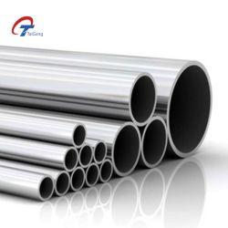 Горячая продажа заводская цена 201 202 309 321 316 Ss труба из нержавеющей стали строительные материалы