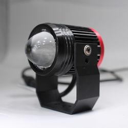 عدسة جهاز العرض طراز U9 من نوع LED ثنائية الألوان بدقة ميني بقدرة 60 واط مع مصباح LED بتقنية Bi-Xenon من المصنع للدراجات النارية