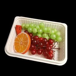 2020 Hot Sale fabriqués en Chine de la coutellerie jetable fourchette en plastique dégradable vaisselle biodégradable vaisselle