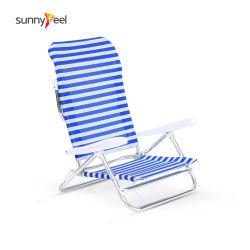 Textilene Складной стул 5 положение на пляже место Председателя