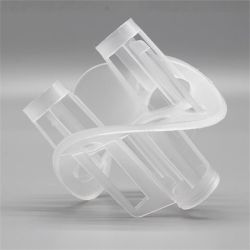 25mm 50mm 76mm Heilex Torre do anel de plástico da embalagem
