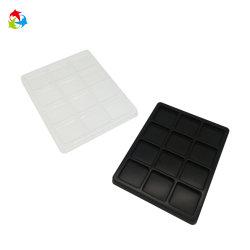 12 гнезд конфеты шоколад пластиковый лоток в блистерной упаковке