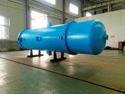 Melhor chinês de grafite de qualidade Condensador do bloco de grafite de troca de calor do ácido fosfórico planta concentrado