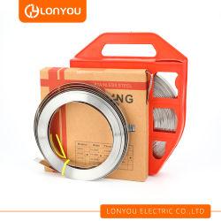 Tira de bandas de aço inoxidável, 9.5~32.0 mm de largura, 0.4~1,0 mm de espessura