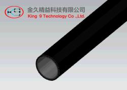 Qualität ESD-überzogenes Rohr für Rohr-Zahnstangen-System