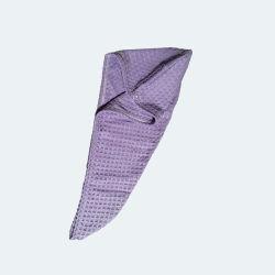 Tissu Microfibre gaufre serviette, chapeau à séchage rapide sèche serviette multi couleurs en stock