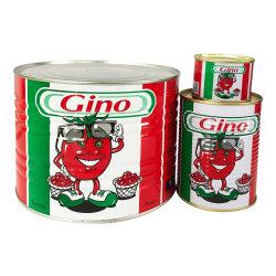400g의 Tin은 토마토 페이스트를 쉽게 열 수 있습니다