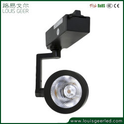 Het goede LEIDENE van het Aluminium van het Plafond van Dimmable van de Stijl van de Kwaliteit Industriële Lichte 12W 15W Licht van het Spoor