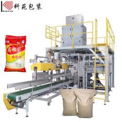 10-25-50kg automático gránulo grueso/pesados embalaje bolsa de arroz para el embalaje de paletizadoras,el azúcar, producto químico, alimentos para mascotas,los granos, nueces, partículas de plástico,Alimentación, el fertilizante