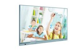 """Toque no quadro branco interativo de entrada do cabo HDMI placa inteligente 75"""""""