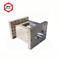 Acciaio strutturale in lega di alta qualità, doppia vite parallela e cilindretto