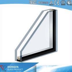 Энергосберегающая изолированный стекло