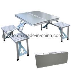 2021 fuori porta sedia pieghevole e tavolo leggero barra pieghevole spiaggia Set da tavolo e sedie