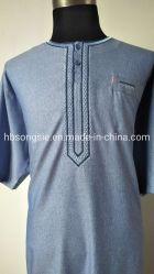 Heren kleding Mannen jurk dames jurk Groothandel islamitische kleding Lange jurk Arabische Robe Thobe jurken