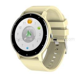 الموضة IP67 شاشة كبيرة مقاومة للماء مراقبة النوم Smart Sport سوار مع HR Zl02
