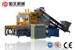 Bloc de béton creux/ machine à fabriquer des briques de ciment machine à briques machinerie de construction Paver bloc / Qt6-15