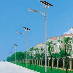 Marcação ce certificado RoHS Novo Design Exterior à prova de preço de fábrica 30W 60W 80W 100W Luz Rua Solar de LED com lâmpada economizadora de energia do sistema solar com Sensor de movimento