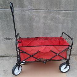 Carrinho de dobragem Sandbeach Jardim carrinho de reboque do veículo de tracção