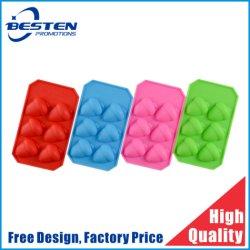 Vassoio Cube di ghiaccio in silicone di cioccolato di alta qualità di ultima generazione