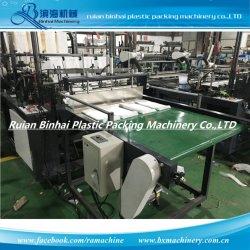 Joint de collecteur automatique bas sac en plastique Making Machine