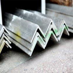 Gleicher/ungleicher rostfreier Winkel-Stahl 201 304 316L 60*60*5mm