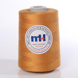 28S/2 base de polyester coton tissée de fils à coudre 28 2 poly/coton