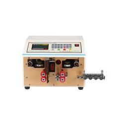 Certification Ce bas prix et de verre en PVC automatique sur le fil machine de sertissage de décapage de coupe