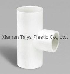 (Raccord de tuyau en PVC, approvisionnement en eau) en réduisant le raccord en T 32mm*20mm