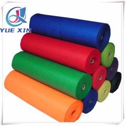 De aangepaste Gevoelde Naald van de Polyester van de Kleur van de Dichtheid 90GSM-1500GSM Multi