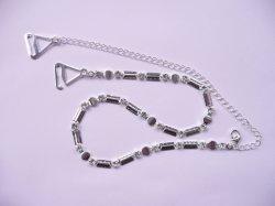 最もよい品質の水晶ブラはブラストラップに使用するDiamanteのブラストラップのラインストーンを紐で縛る