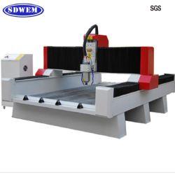 Routeur CNC la machine pour la gravure de mouture de sculpture sur pierre/objet tombstone/en marbre/granit Bluestone/Machine 1800*1800mm