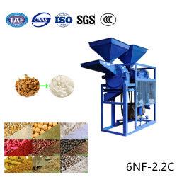 Arroz paddy agrícolas a agricultura de moagem moinho de Milho Milho Trigo Farinha de exploração de máquinas da fábrica de moagem