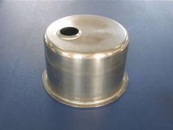 Китай производитель листовой металл штамповки с аккумуляторной батареи в гидравлическом прессе