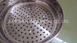 Vapore dell'acciaio inossidabile, cassetto per il POT di riserva, prodotto dell'OEM, articoli professionali della cucina