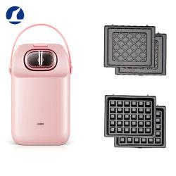 携帯用サンドイッチメーカーの朝食機械電気焦げ付き防止のパントースターのツール
