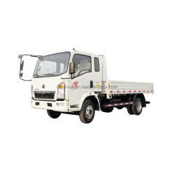 HOWO 3-5t Rhd camionetas en venta pequeño camión de carga de camiones de plataforma plana